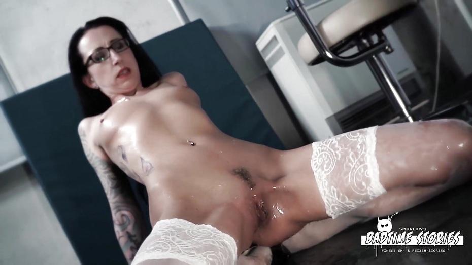 Double penetration porno