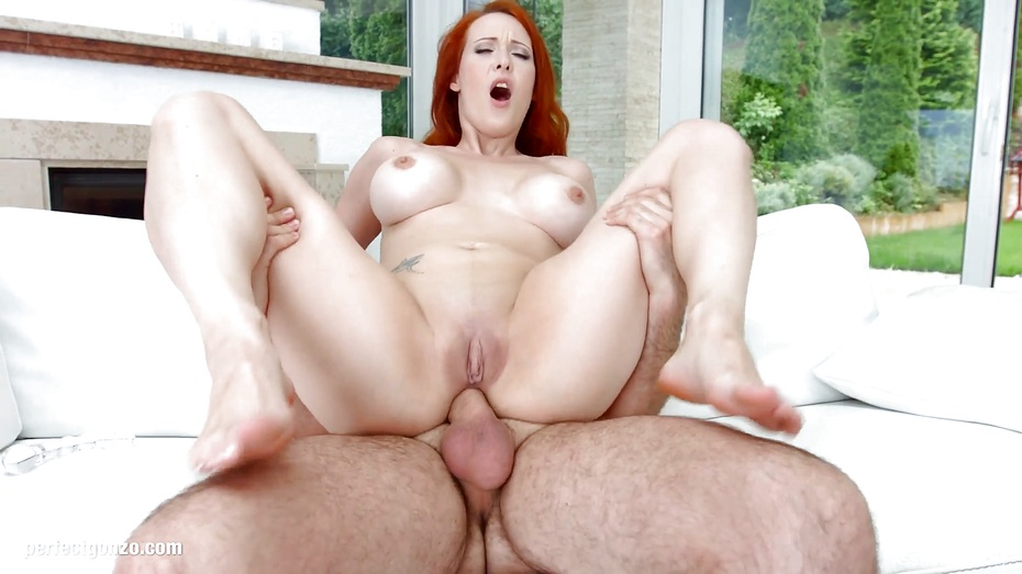 All internal lola taylor loaded with anal creampie 9
