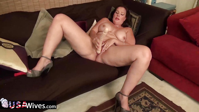 image Usawives dylan jenn curvy mature solo Part 4