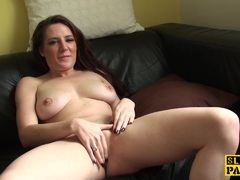 Uk sub assfucked while dildofucking her pussy - 3 part 5