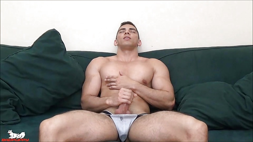 South American Stud visits the Gay Casting Couch