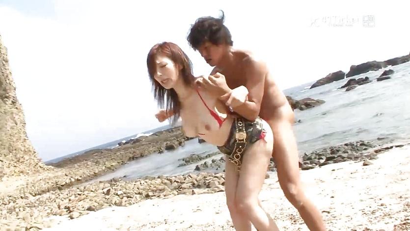 Caressing the clitoris
