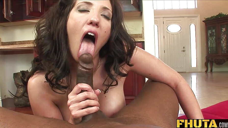 Leya falcon gets gangbanged by big black cocks 7