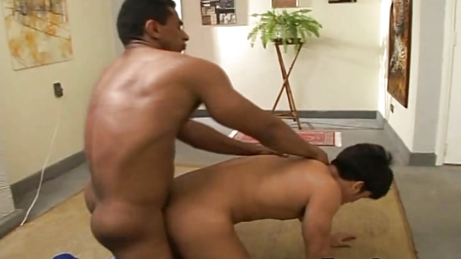 Ginger Twink Facialized And Fucked In Trio