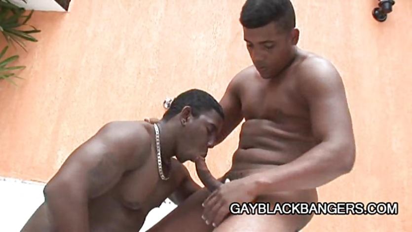 Marcos Boy and Hunter Corbin – Black Muscle Cocks
