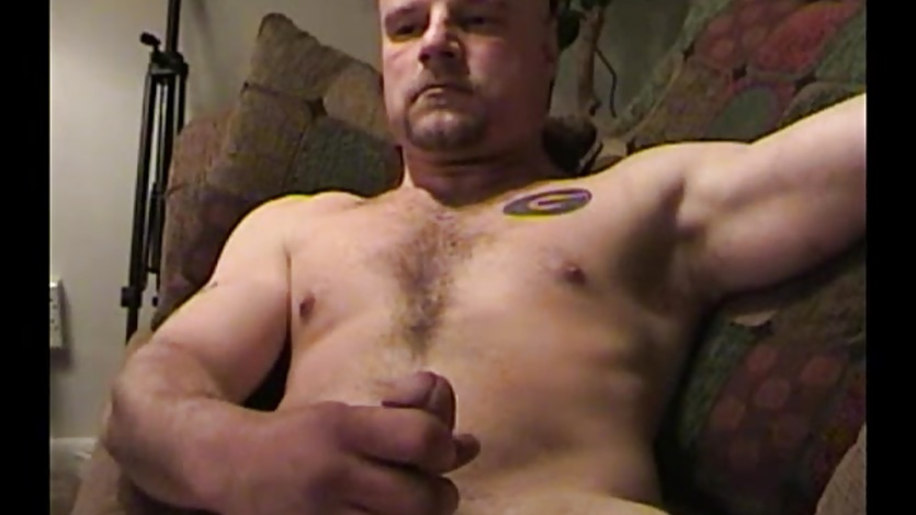 Mature Amateur Shane Jerking Off