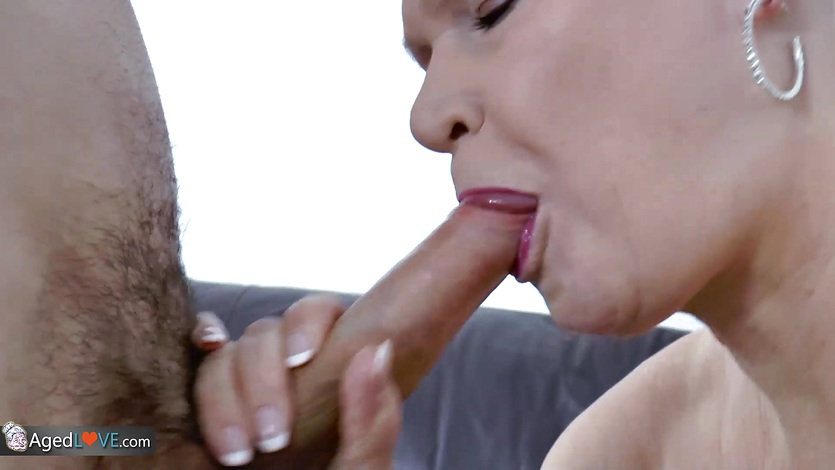 Agedlove mature lacey starr fucks handy black guy - 2 part 1
