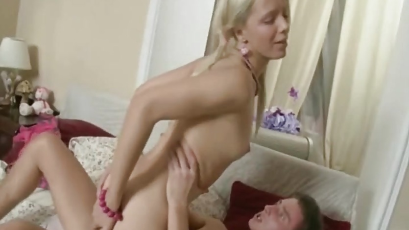 Russian Anal For Sexy Teen