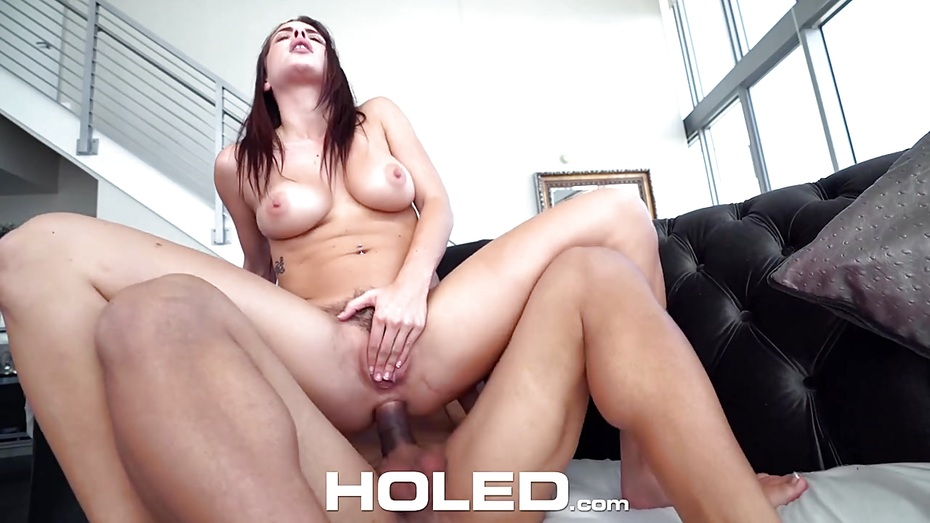 image Holed keisha grey clean asshole gets fingered and filled up with dick