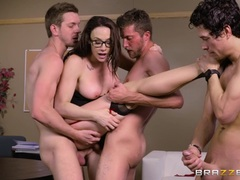Chanel Preston fucked in every hole preview