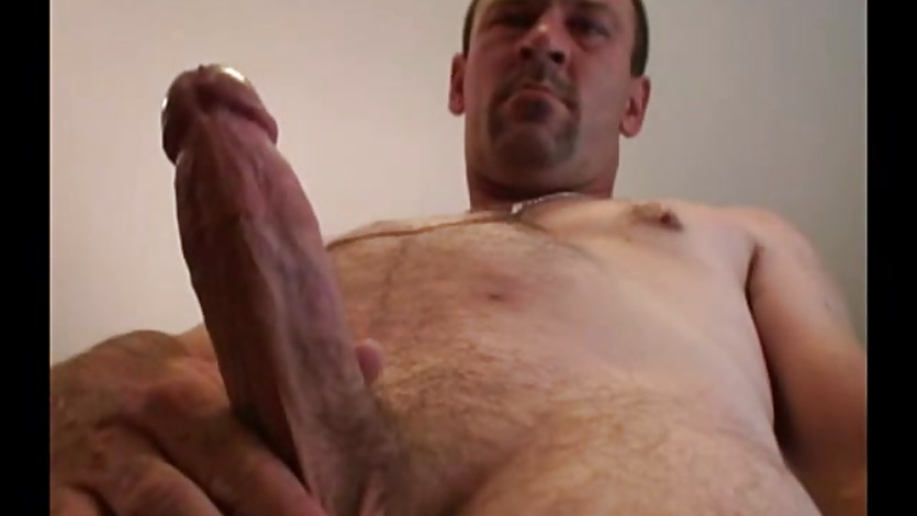 Mature Amateur Eric Jacks Off