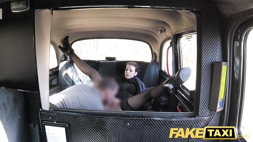 fake taxi cz foot fetish praha