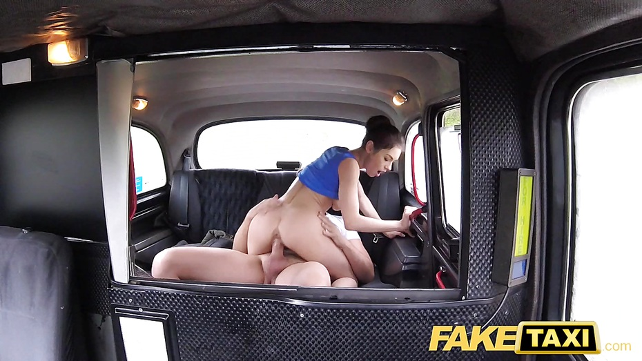 Fake taxi hairy