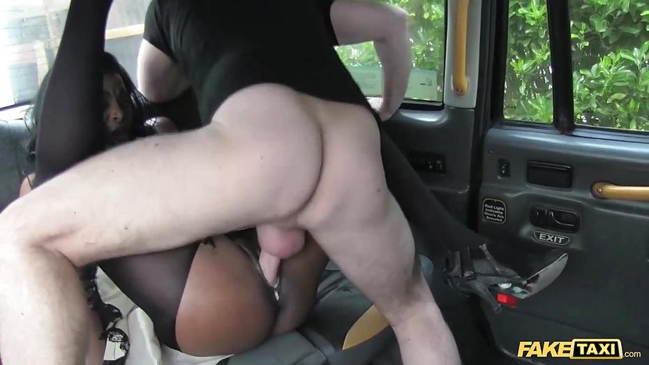 Teen Fake Taxi