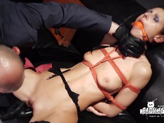 BADTIME STORIES - Intense BDSM with hot German babe