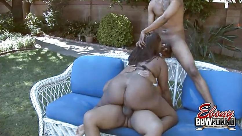 Threesome With BBW Skyy Black