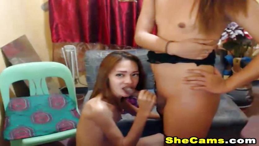 nahý lesbain sex