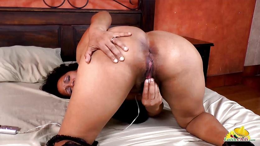 Latina Solo Porn