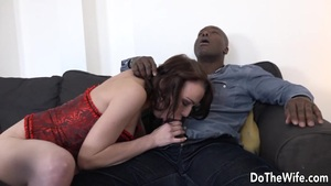 Lyngy's Wife Finds A Huge Black Dick In Her Ass