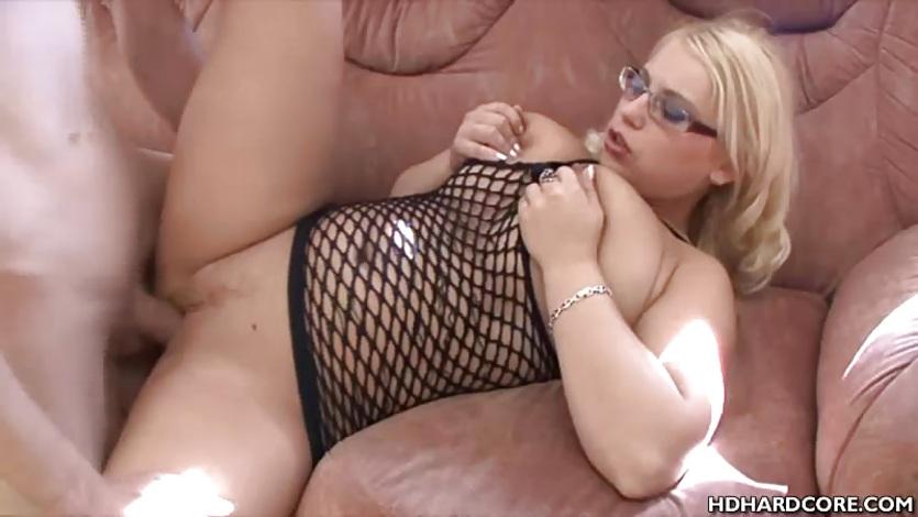 Curvy Blonde Euro Babe Desire