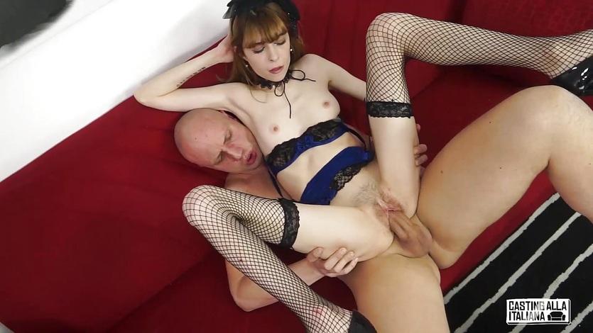 Casting alla italiana interracial sex with lusty luna oara