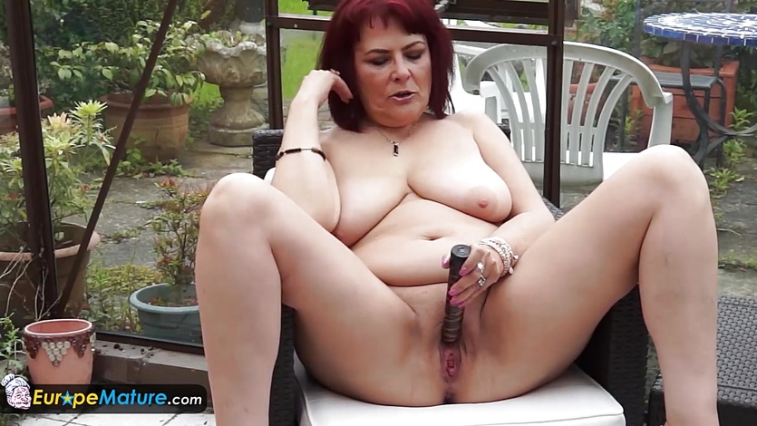 Europemature solo busty grannies compilation 1