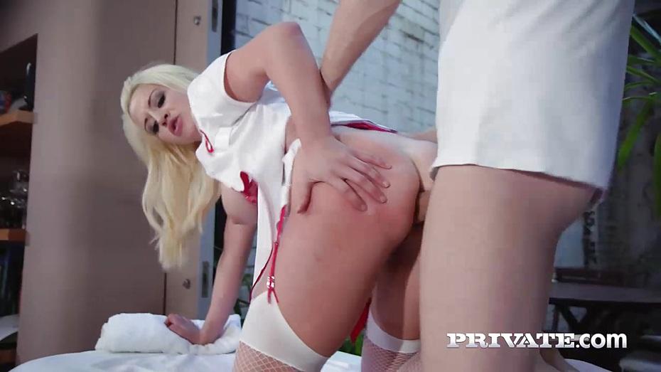 Anime girl hentai masturbating