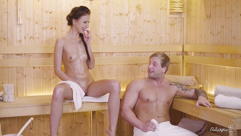 Relaxxxed Hot Sauna Sex With Hot Russian Teen Porntube