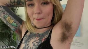 Atk pussy cora hairy