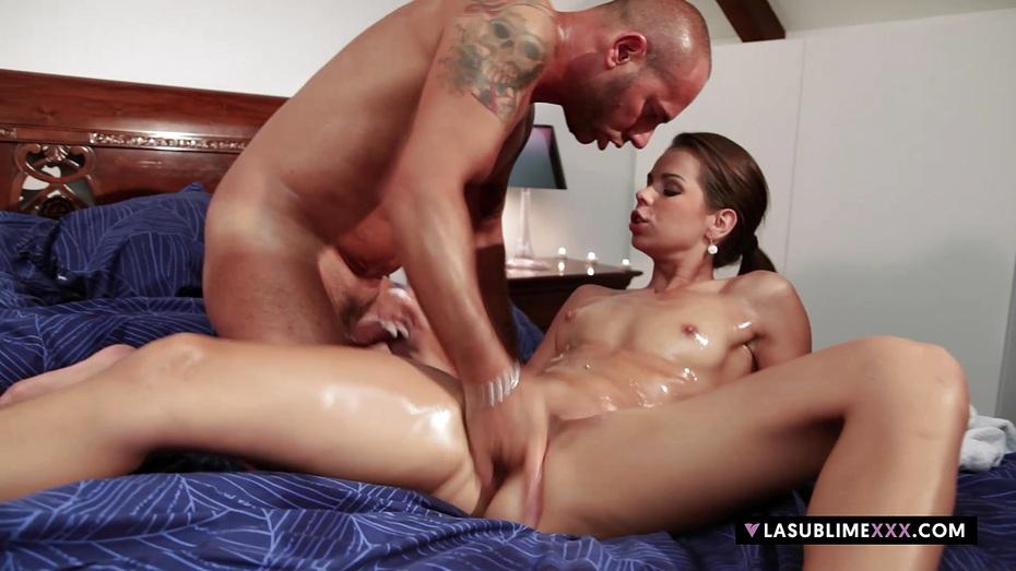 Lasublimexxx ferrera gomez makes anal sex after massage 3