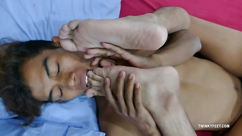 Asian Twinks Foot Fetish Raw Fuck