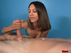 Special Dick Treatment Requested At Tips