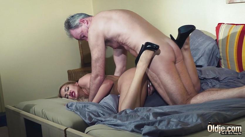 busty bent over sex