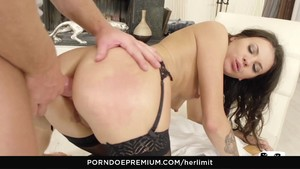 Her Limit Is A Brutal Anal Fuck With A Wild Russian