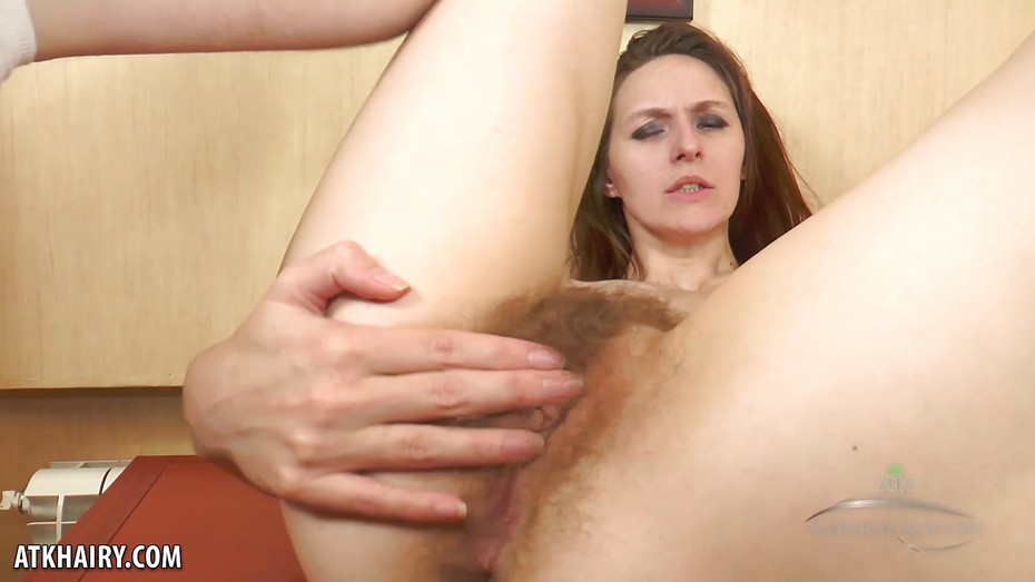 Naughty norah nova navigates her nether regions Part 2