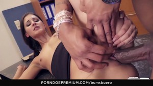 Bums Buero - Interracial Fuck Ends With A Dirty Person