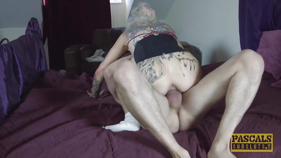 Uk subslut assfucked hard and punished by powerful dom 7