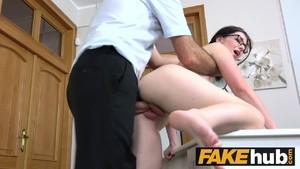 Porno casting creampie