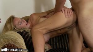 Male dildo masturbation