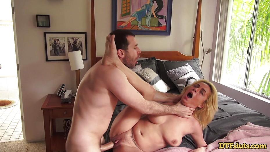 Ebony ass and cum