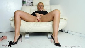 Lucy zara dildo toy theme interesting