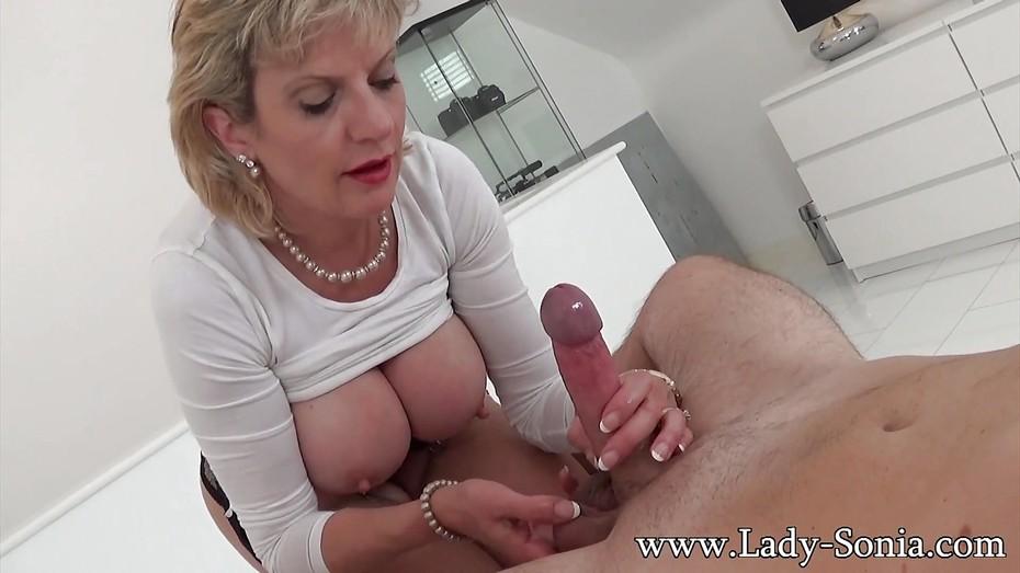 Clit erection video