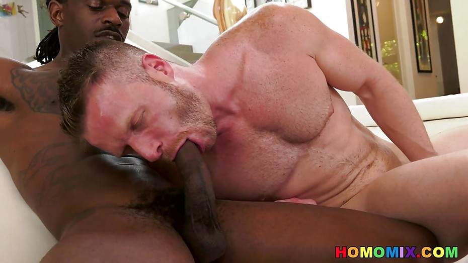 gay dudes Black