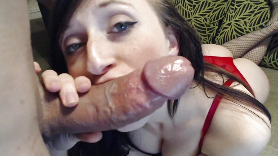 Licking my wifes ass