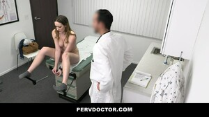 Everly Haze Needs Doctor's Help With Back Pain