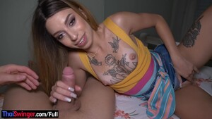 Anal Sex with Hot Big Ass Latina Amateur